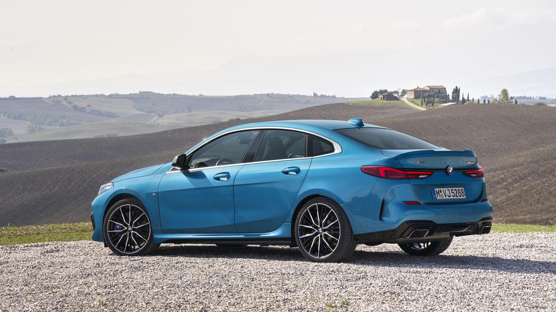 BMW presenterar 2-serie Gran Coupé