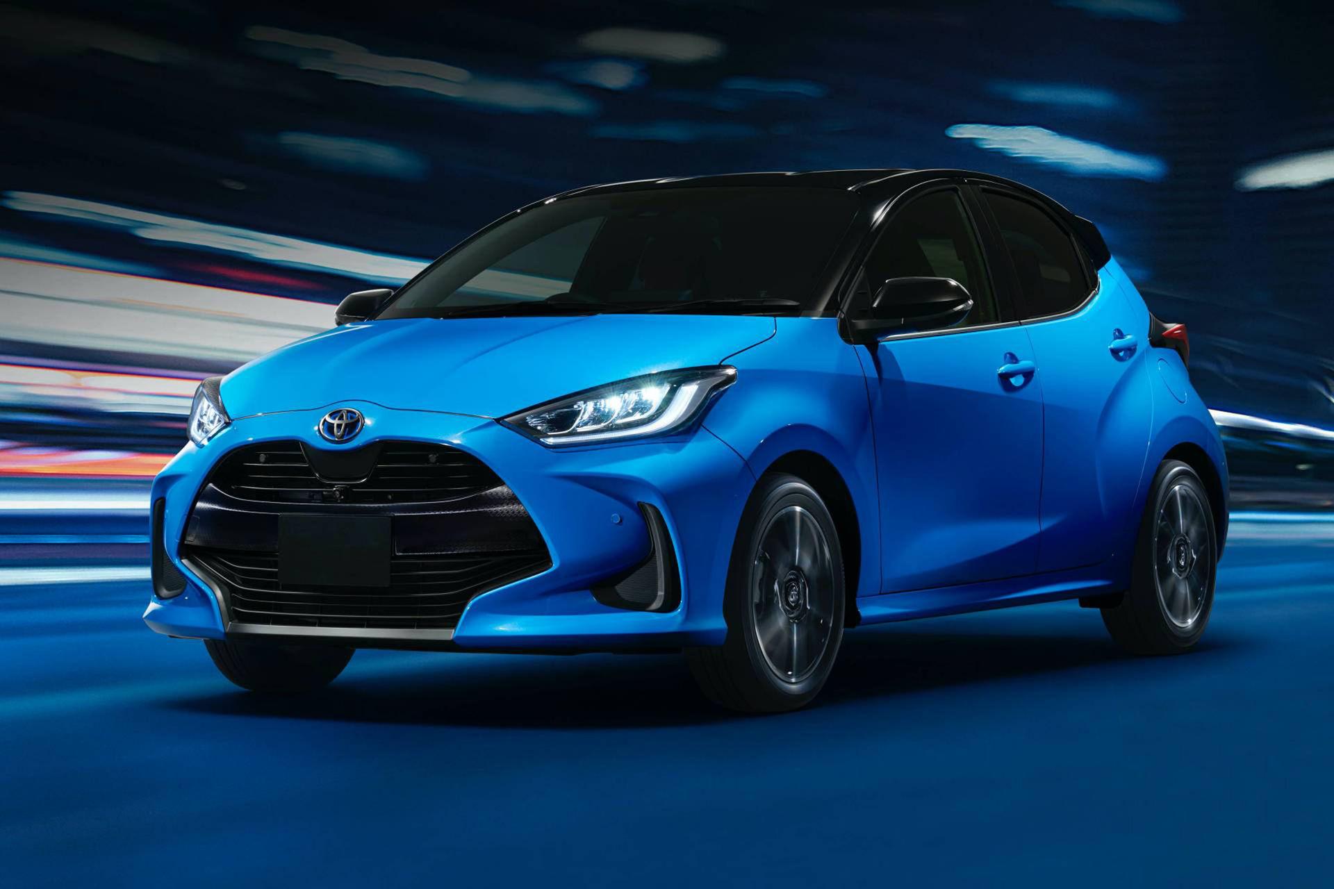 Det här är nya Toyota Yaris Hybrid