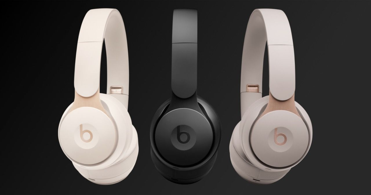 Beats presenterar hörlurarna Solo Pro