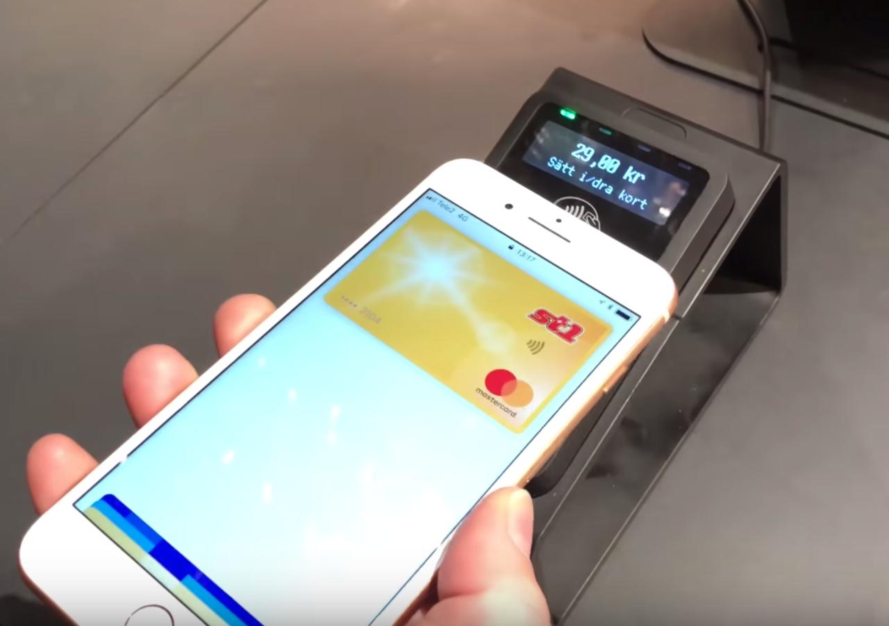 EU ska granska Apple Pay