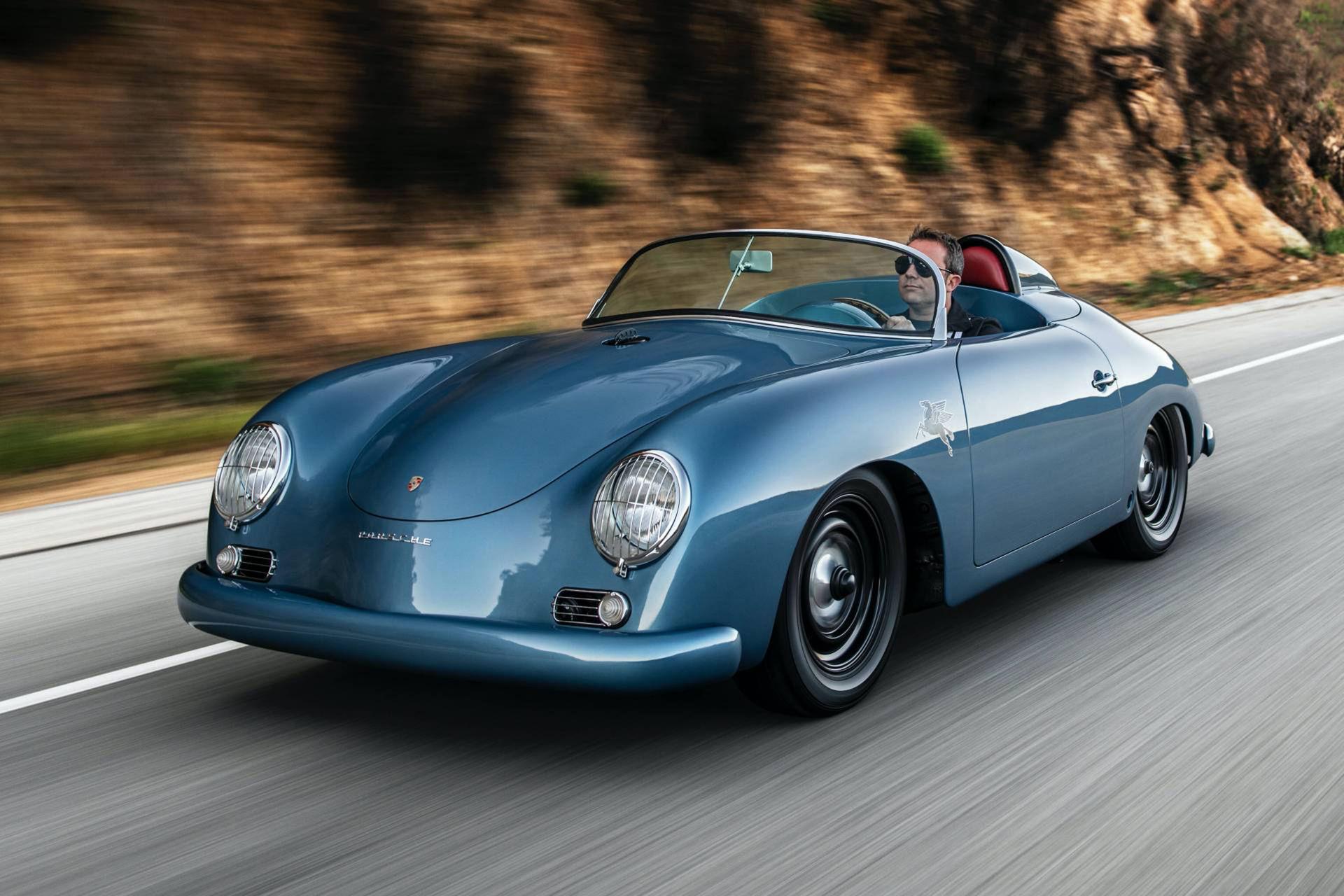 Emory Motorsports har byggt en Porsche 356 Speedster
