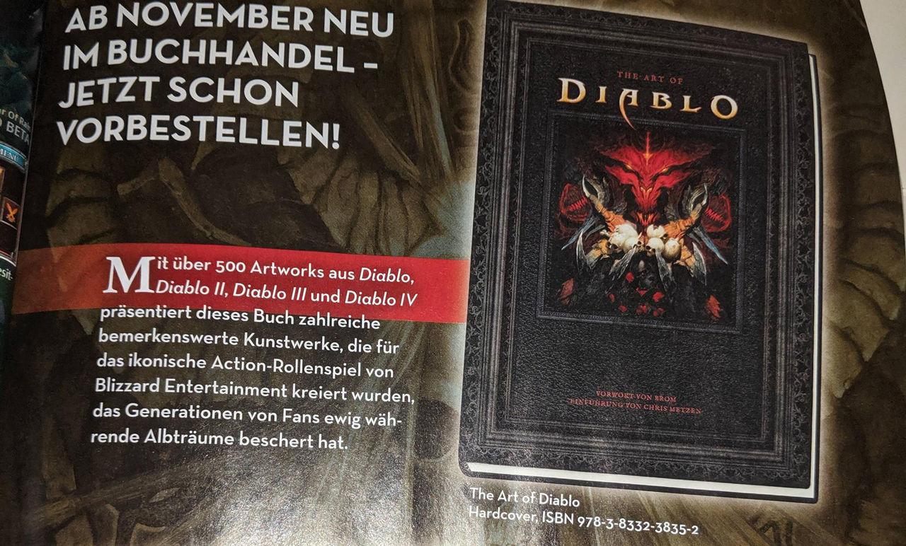 Kommer Blizzard presentera Diablo 4 på Blizzcon?
