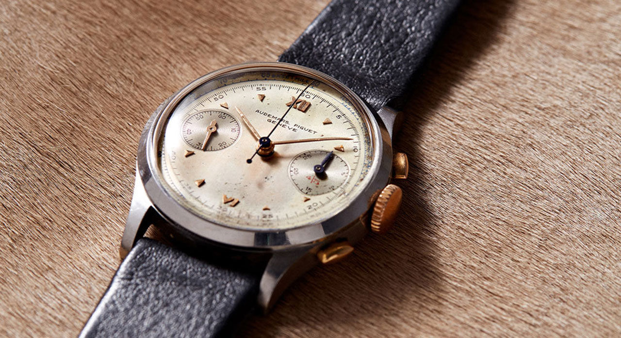 Sällsynt klocka från Audemars Piguet till salu