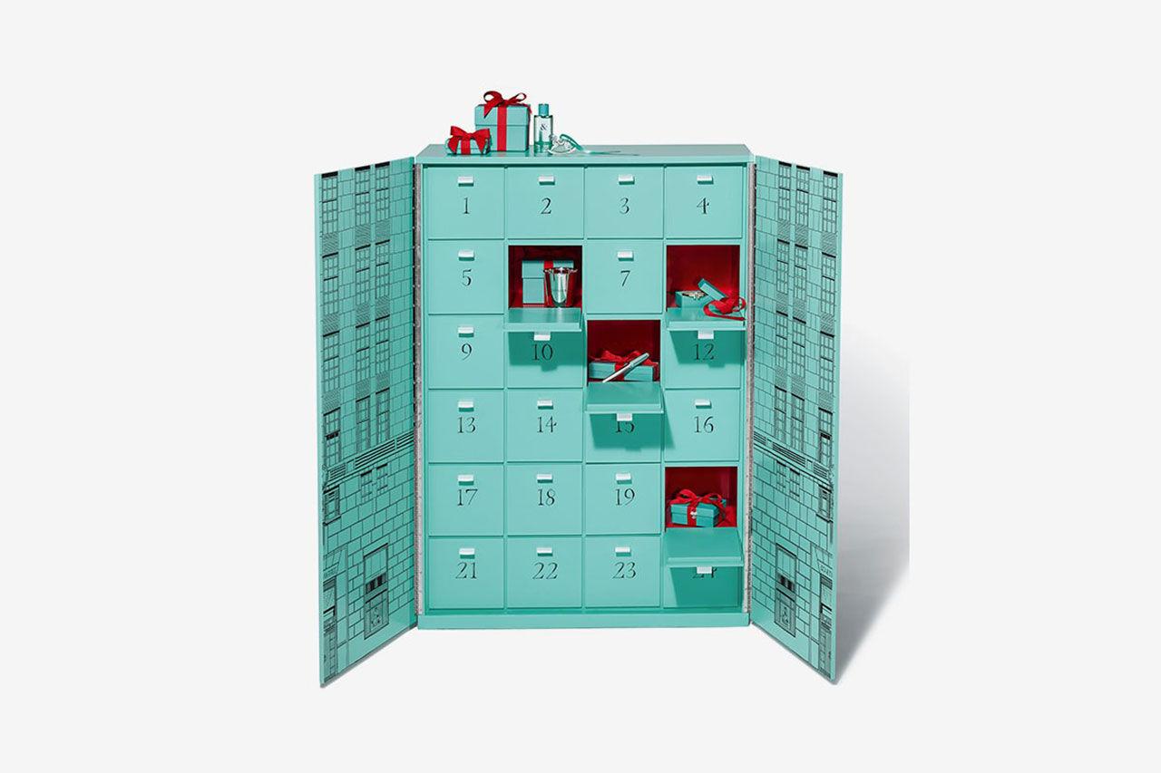 Julkalender för 112.000 dollar