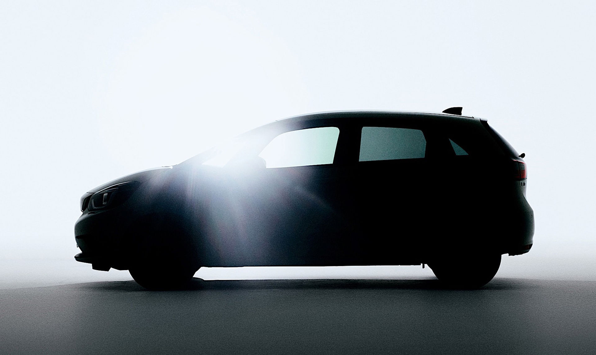 Honda teasar nya Jazz