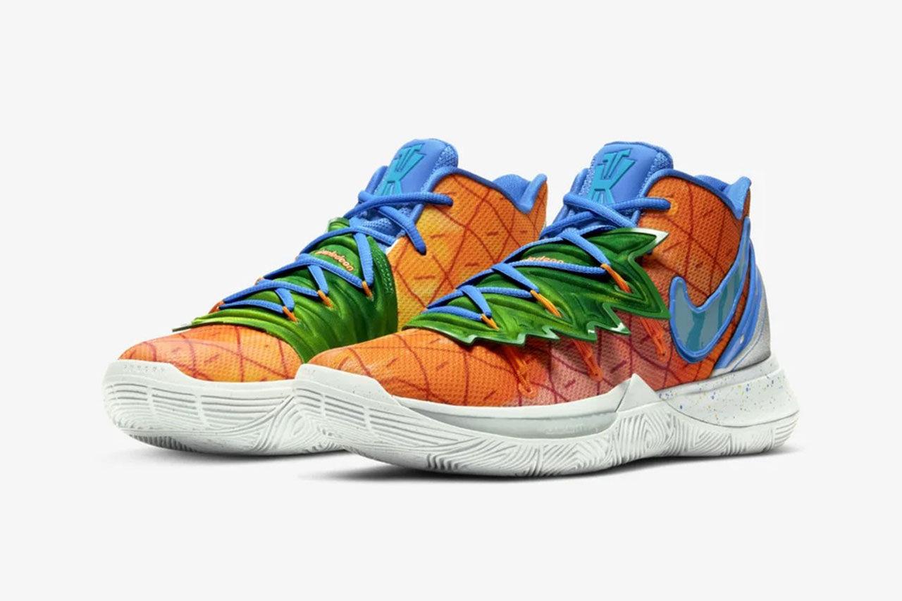 SvampBob Fyrkant-sneakers från Nike