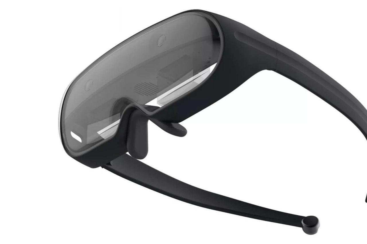 Är detta Samsungs AR-headset?