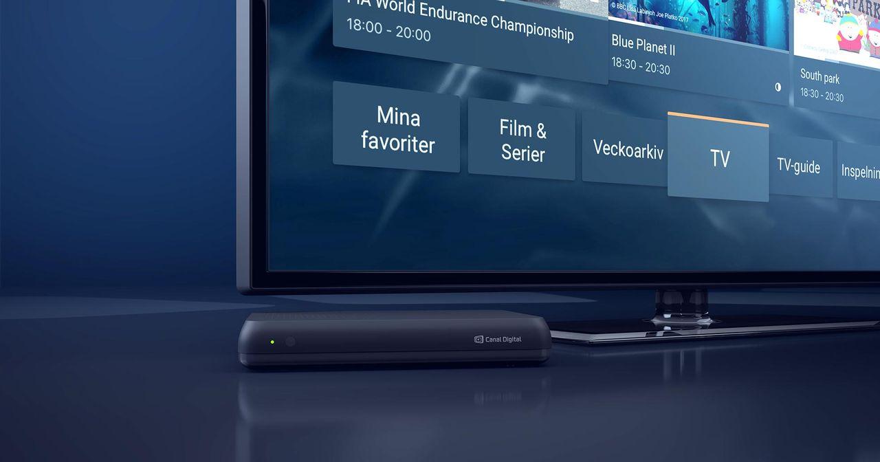 Viasat och Canal Digital går ihop