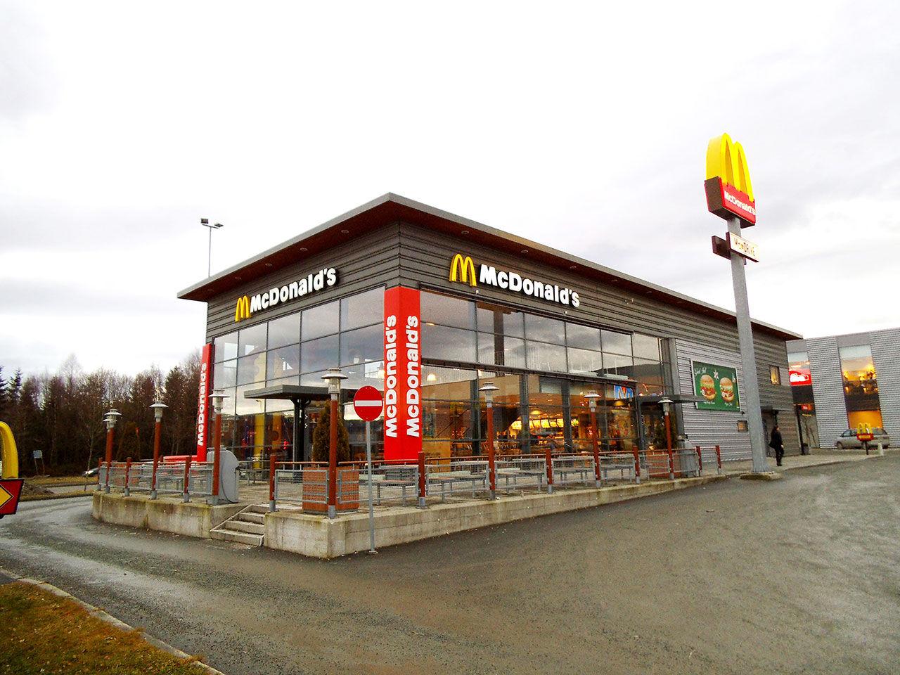 McDonald's öppnar i Skellefteå igen