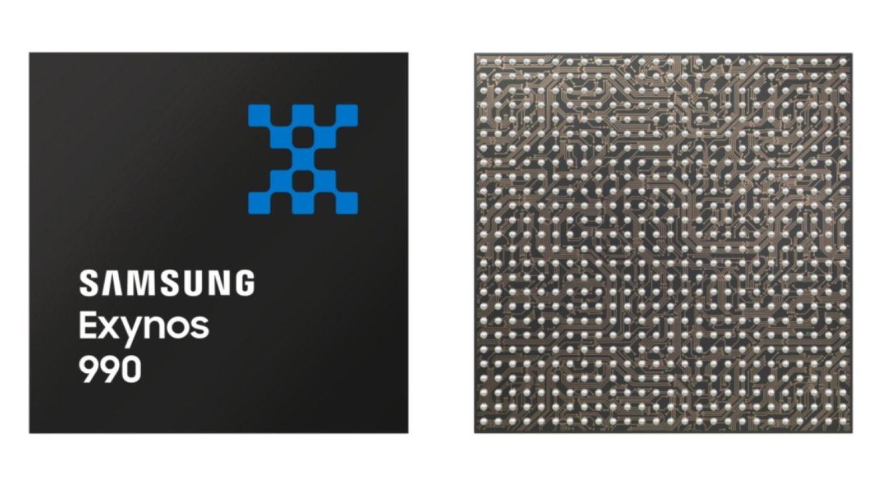 Samsung presenterar nya Exynos-kretsen 990