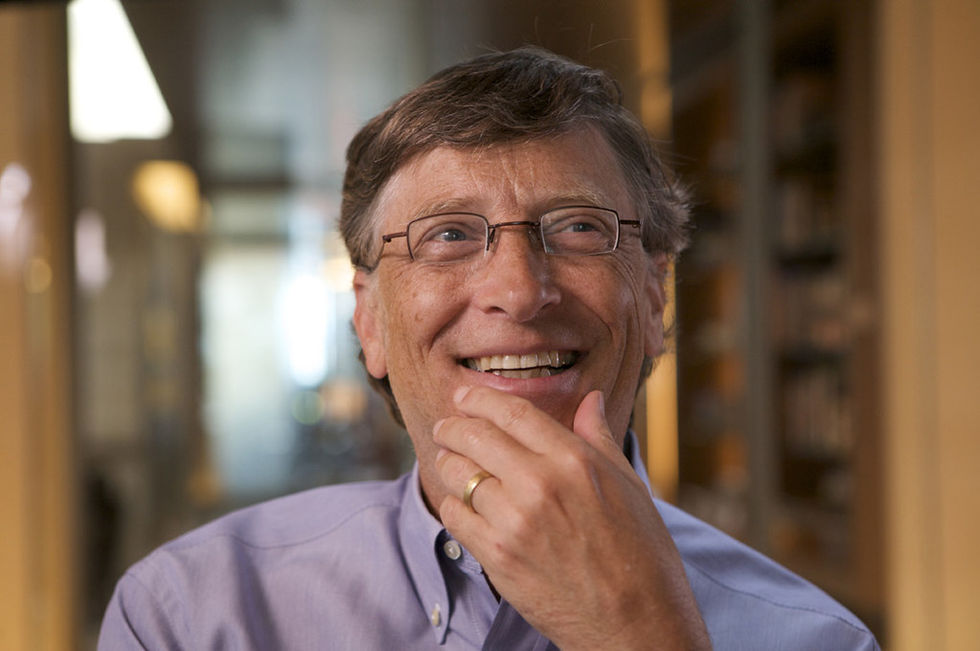 Bill Gates är rikast i världen igen