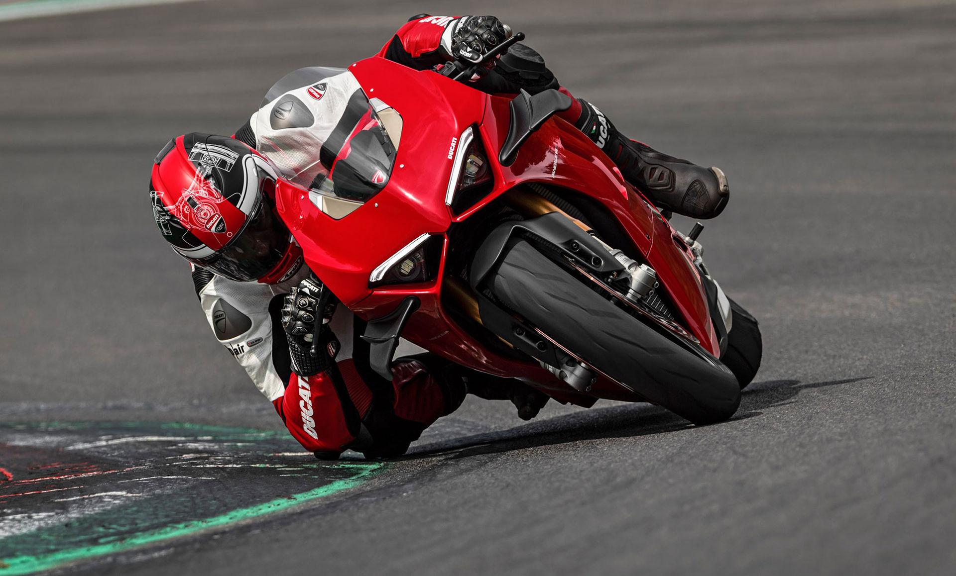 Ducati presenterar ny Streetfighter och ny Panigale