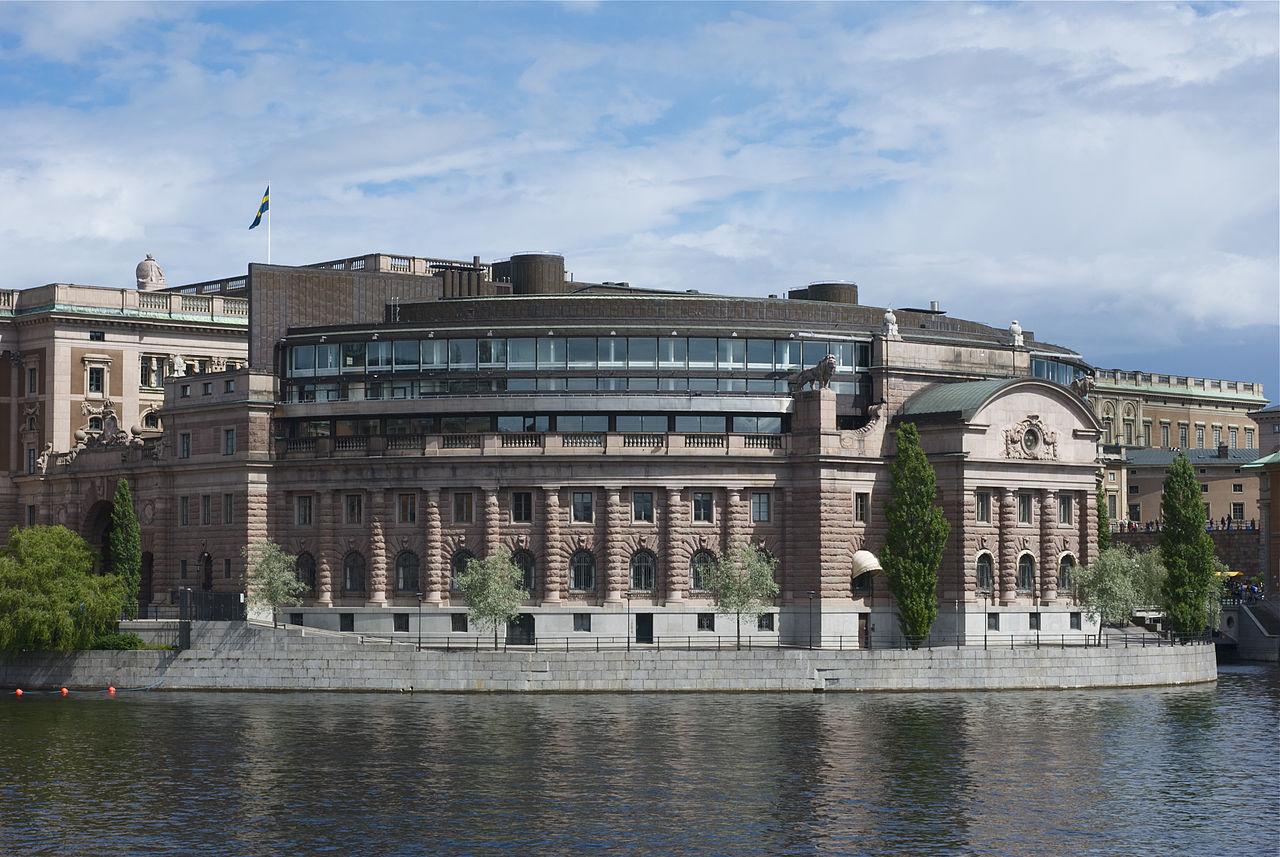 Sveriges riksdag ska renoveras för ett antal miljarder kronor
