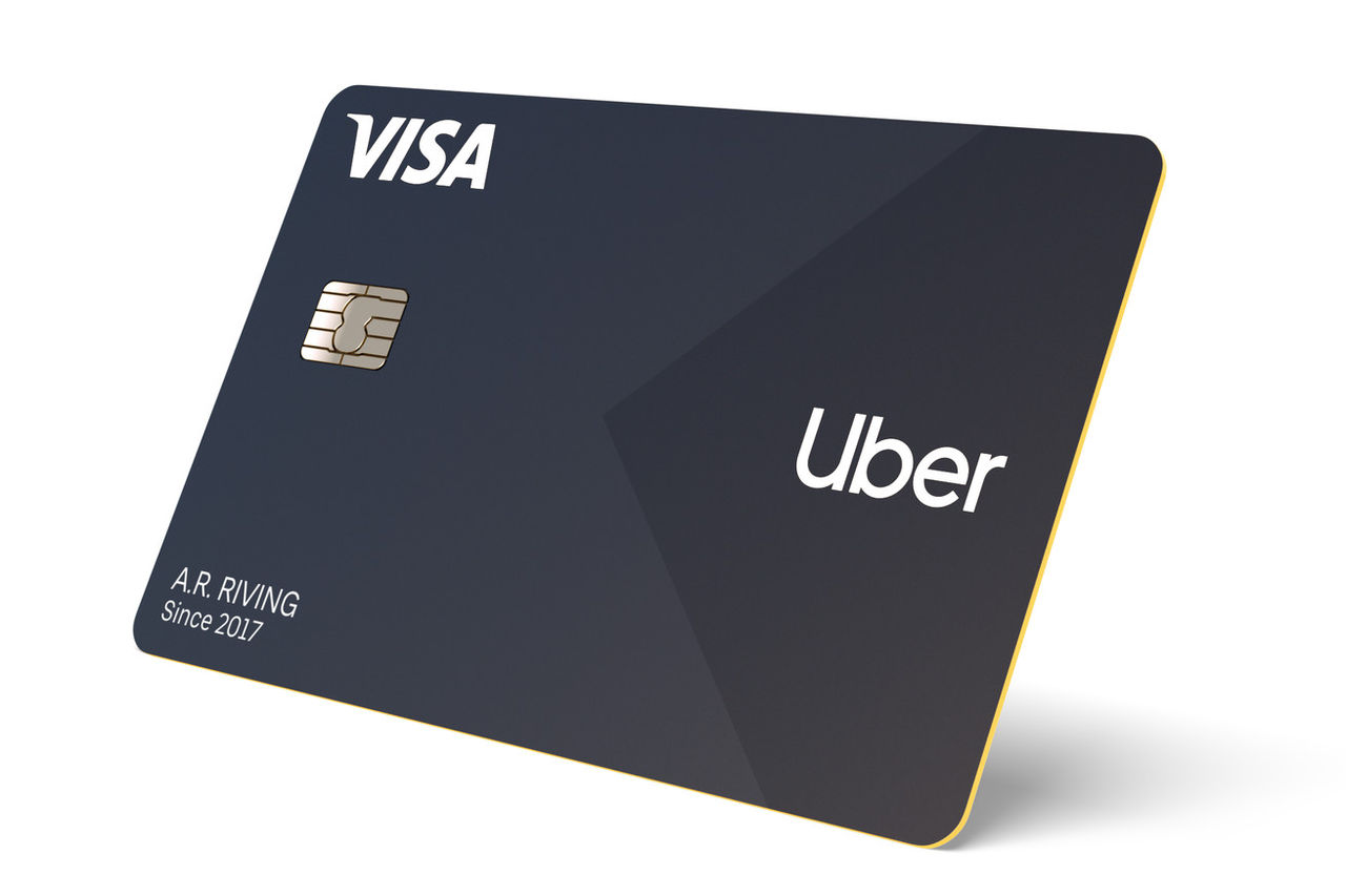 Uber presenterar Uber Money