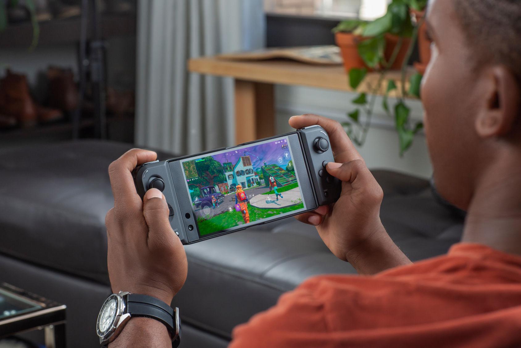 Förvandla din telefon till Nintendo Switch med Razer Junglecat