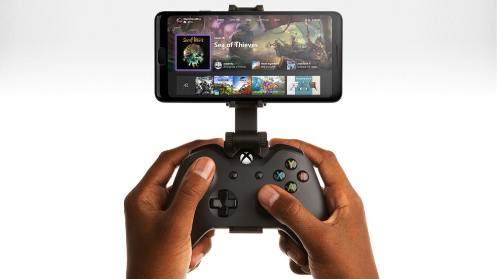 Nu går det att strema Xbox-spel till Android