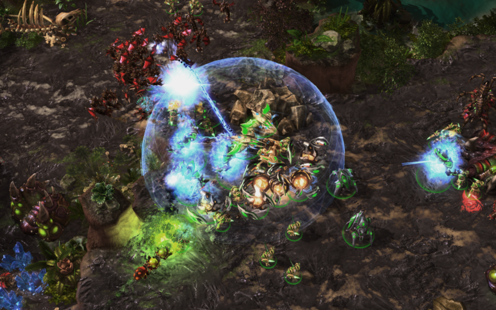 Nu kan DeepMinds AI spela StarCraft II på Grandmaster Level