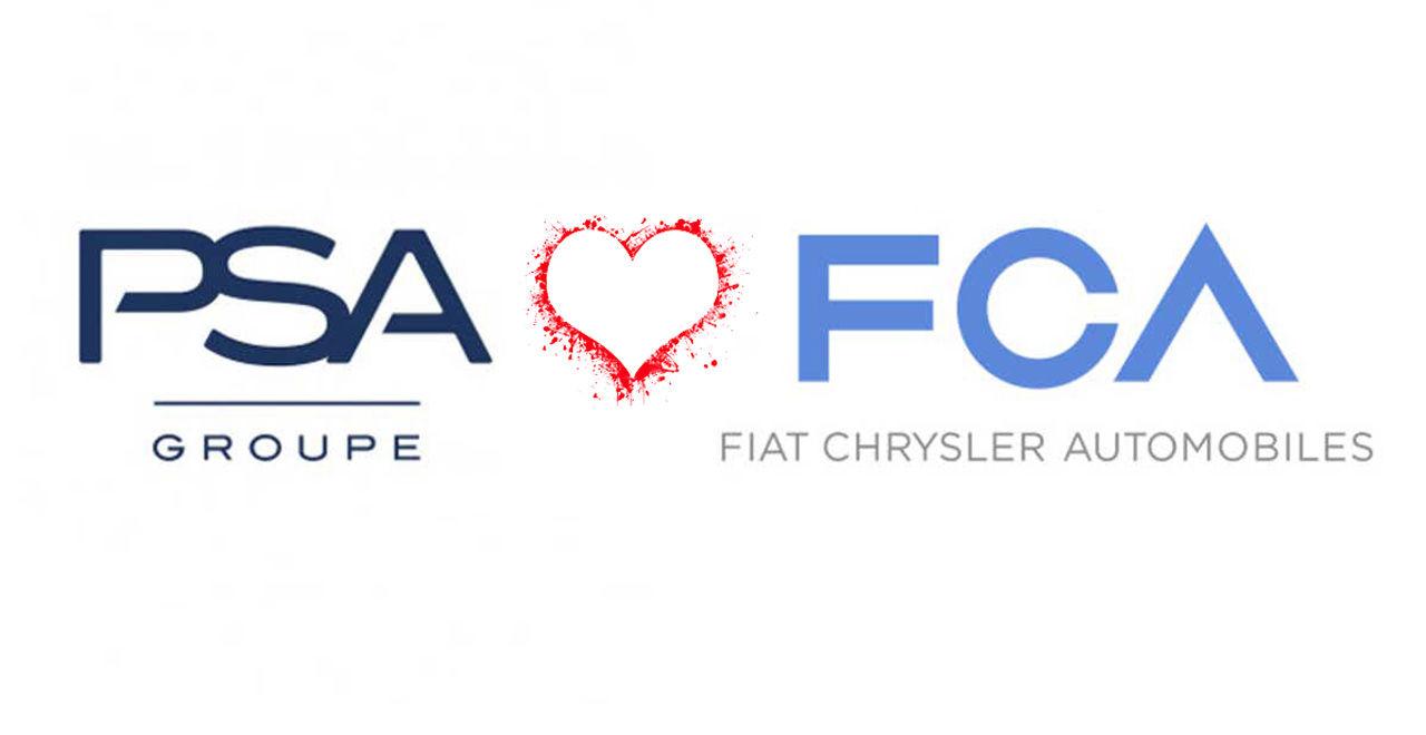 PSA och FCA går samman