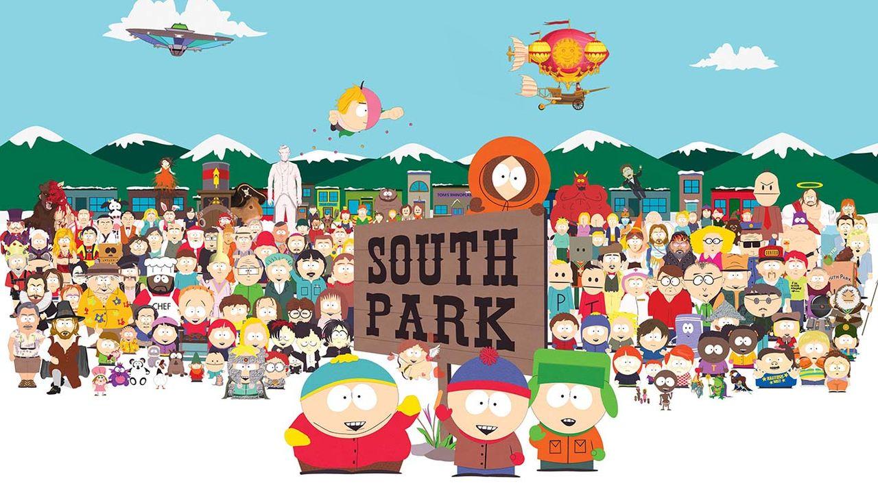 HBO Max köper rättigheterna till South Park