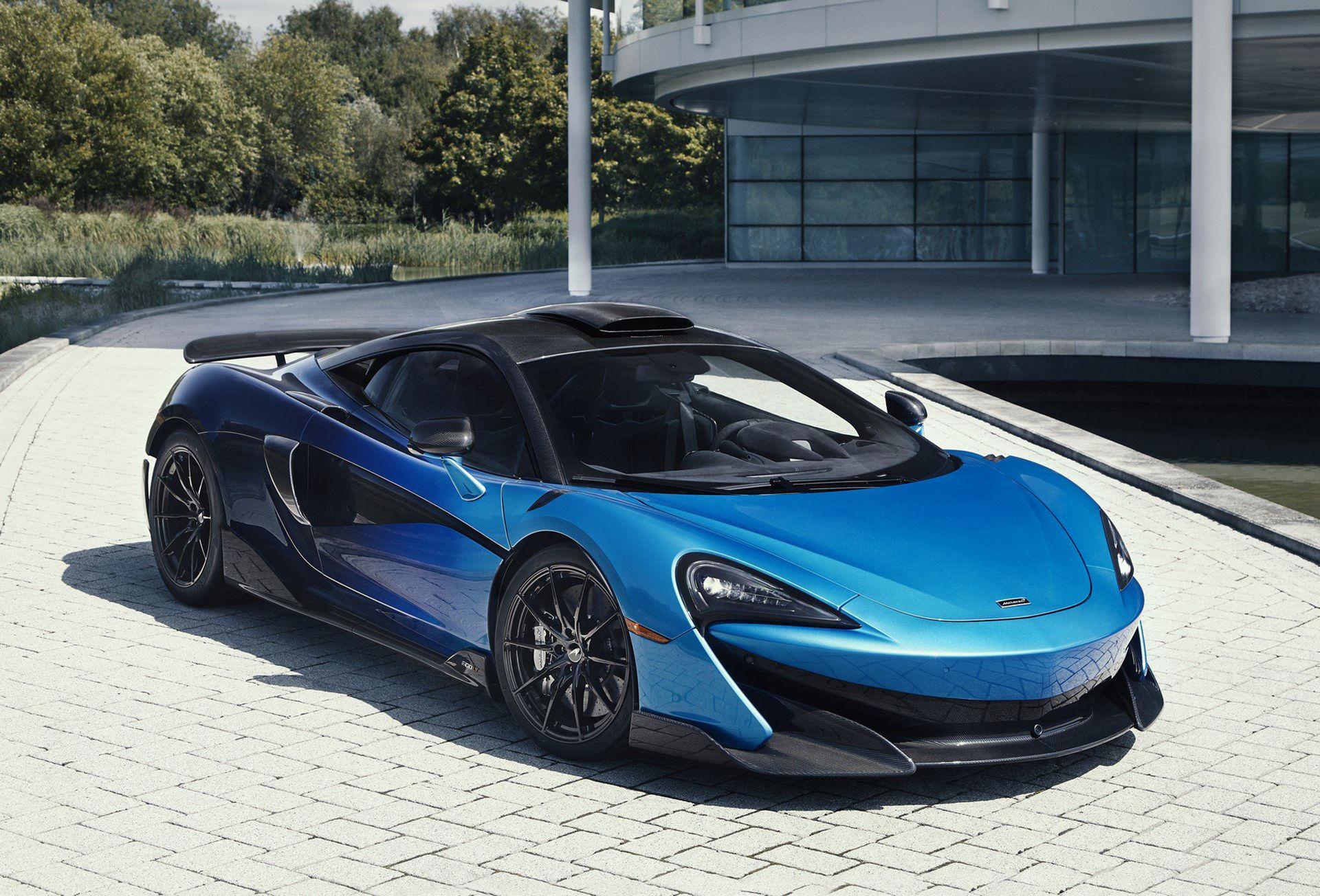 Ny specialare från McLaren