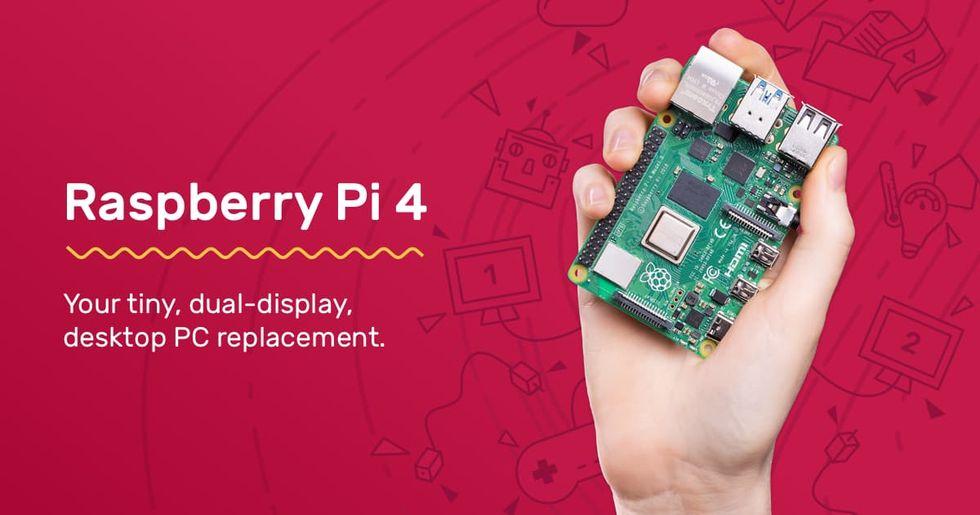 Nytt firmware till Raspberry Pi 4 släppt