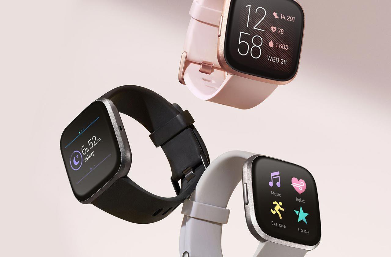 Klart: Google köper Fitbit