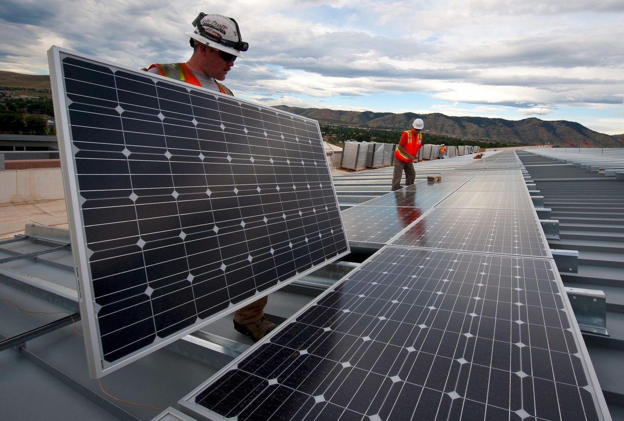 Strangnäs får Sveriges största solcellspark