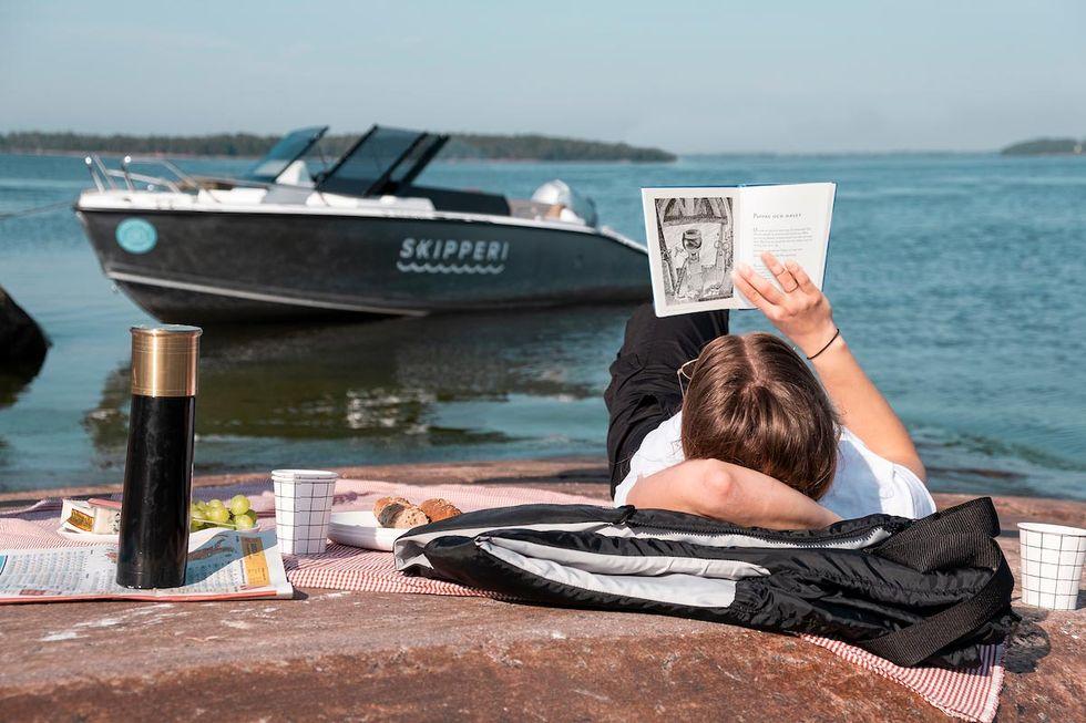 Hyr båt med fast månadsavgift