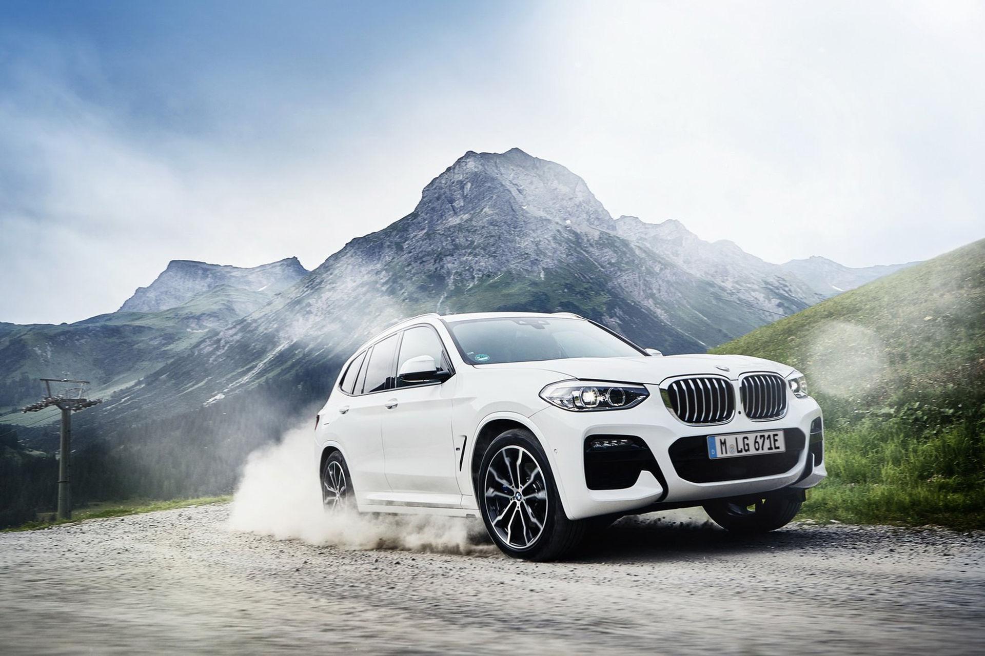 BMW berättar mer om X3 som laddhybrid