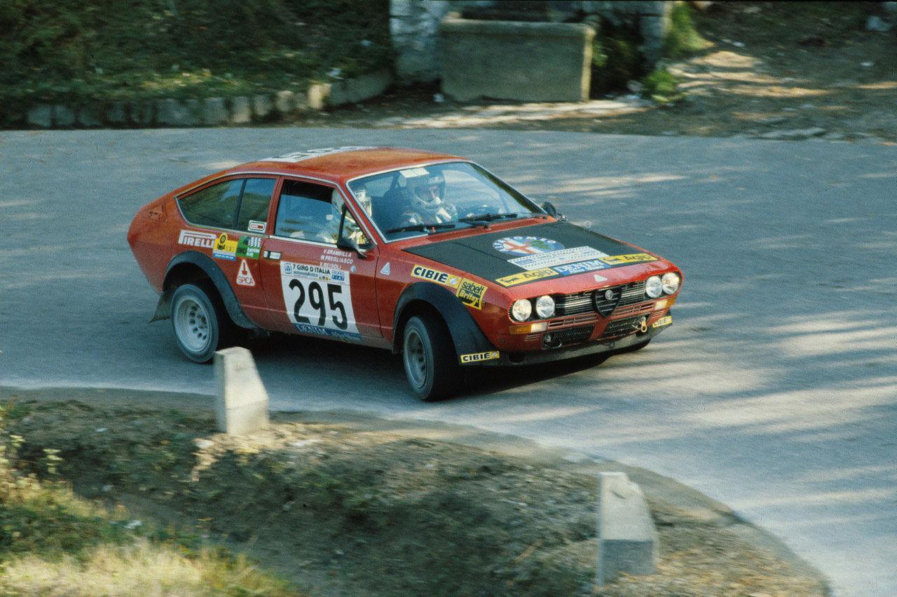 Det blir ingen ny Alfa Romeo GTV