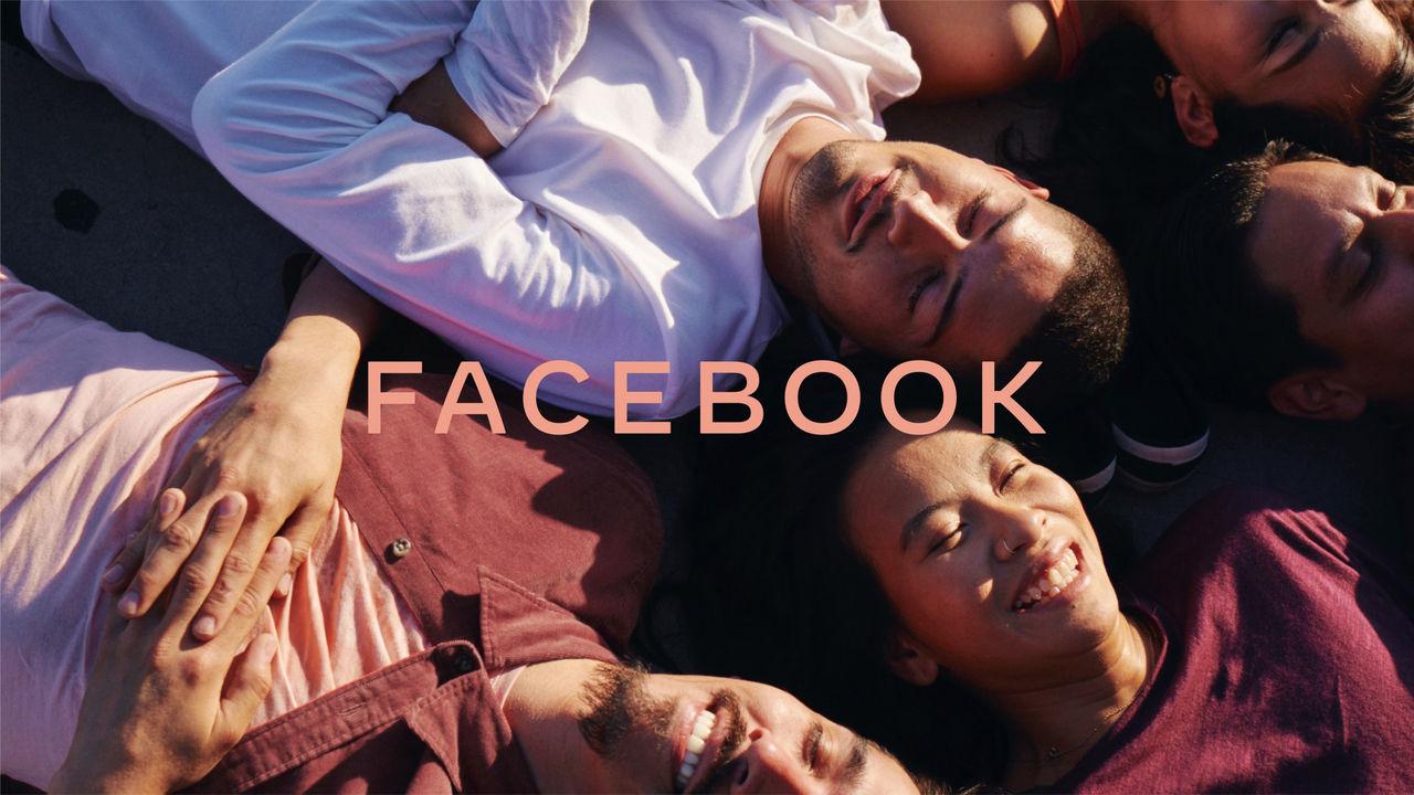Företaget Facebook får en egen logotyp