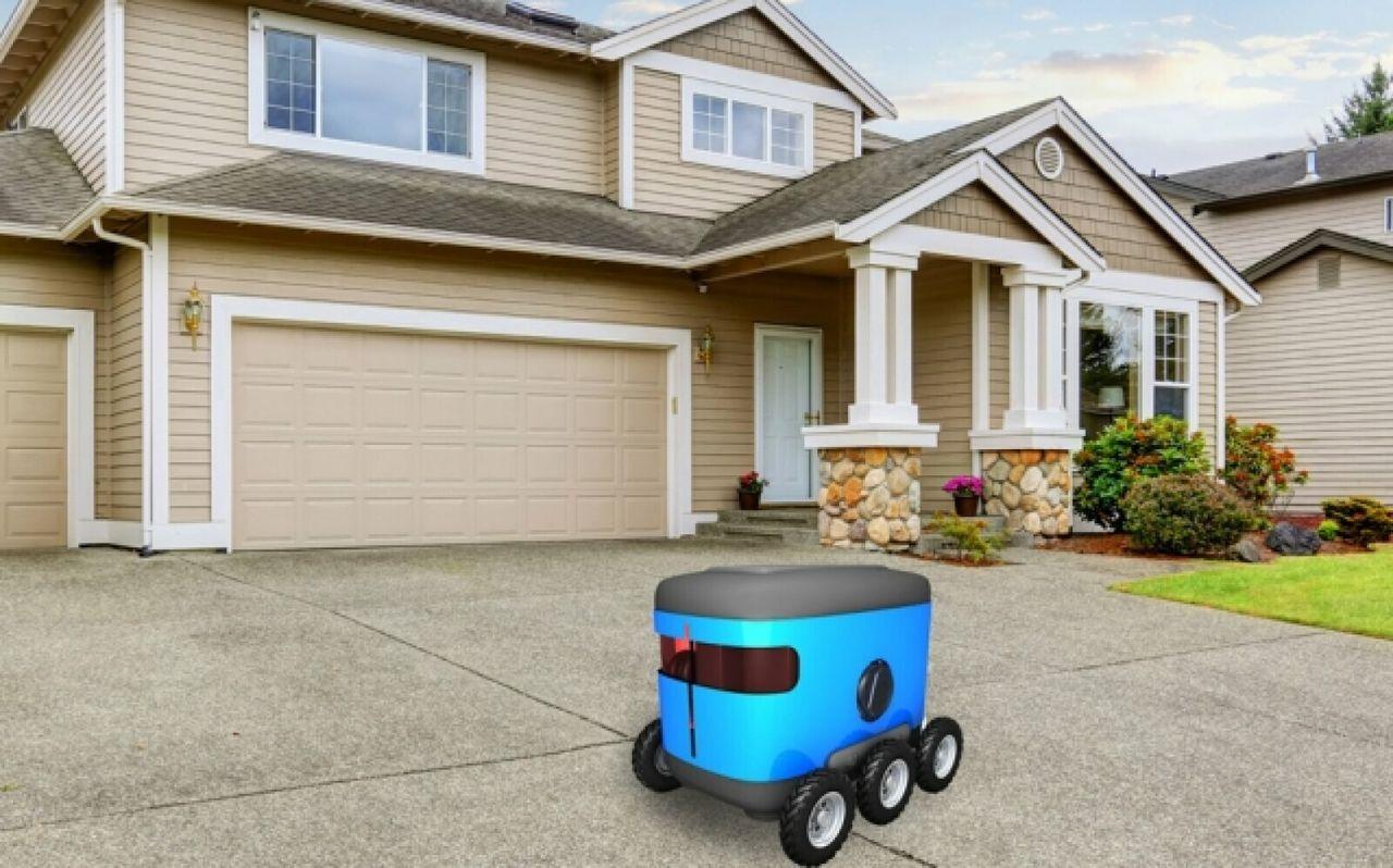 MIT tar fram smart leveransrobot