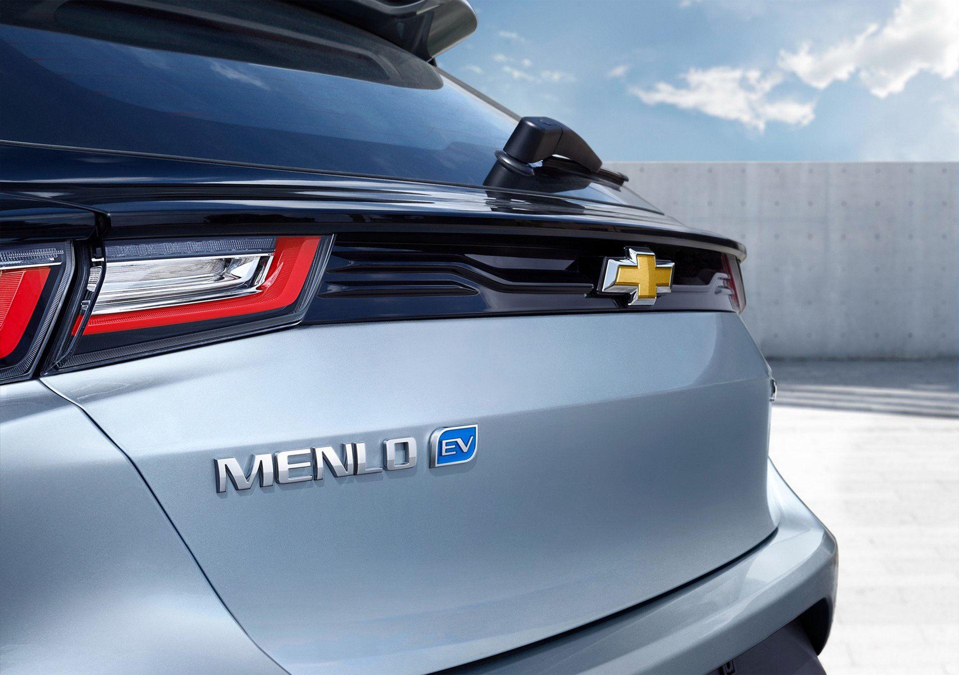 Chevrolet börjar teasa Menlo