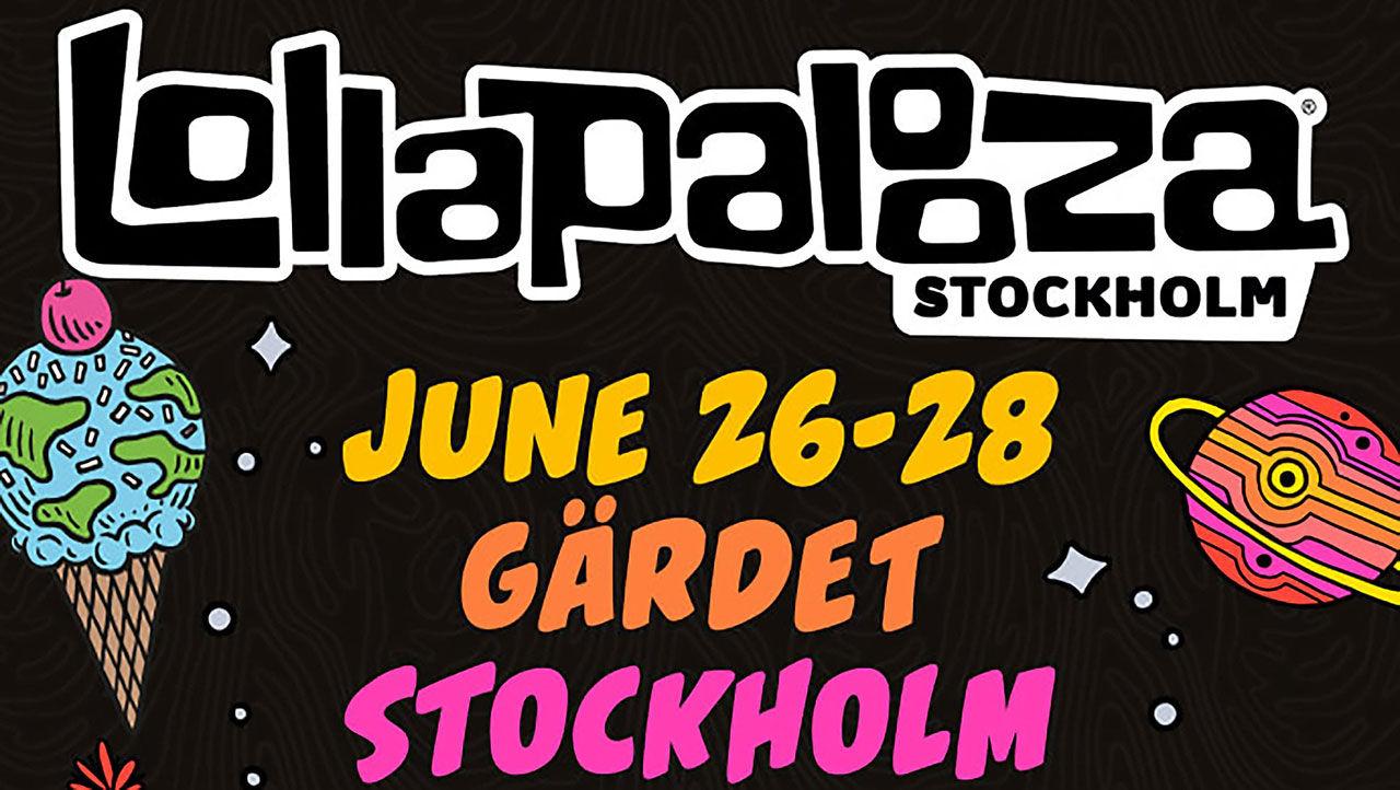 Biljetter till Lollapalooza 2020 släpptes idag