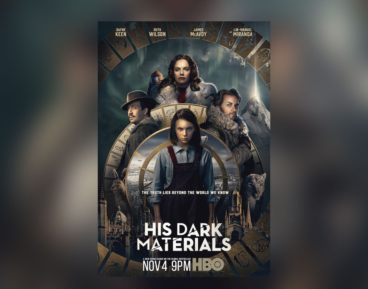 Ny trailer till His Dark Materials