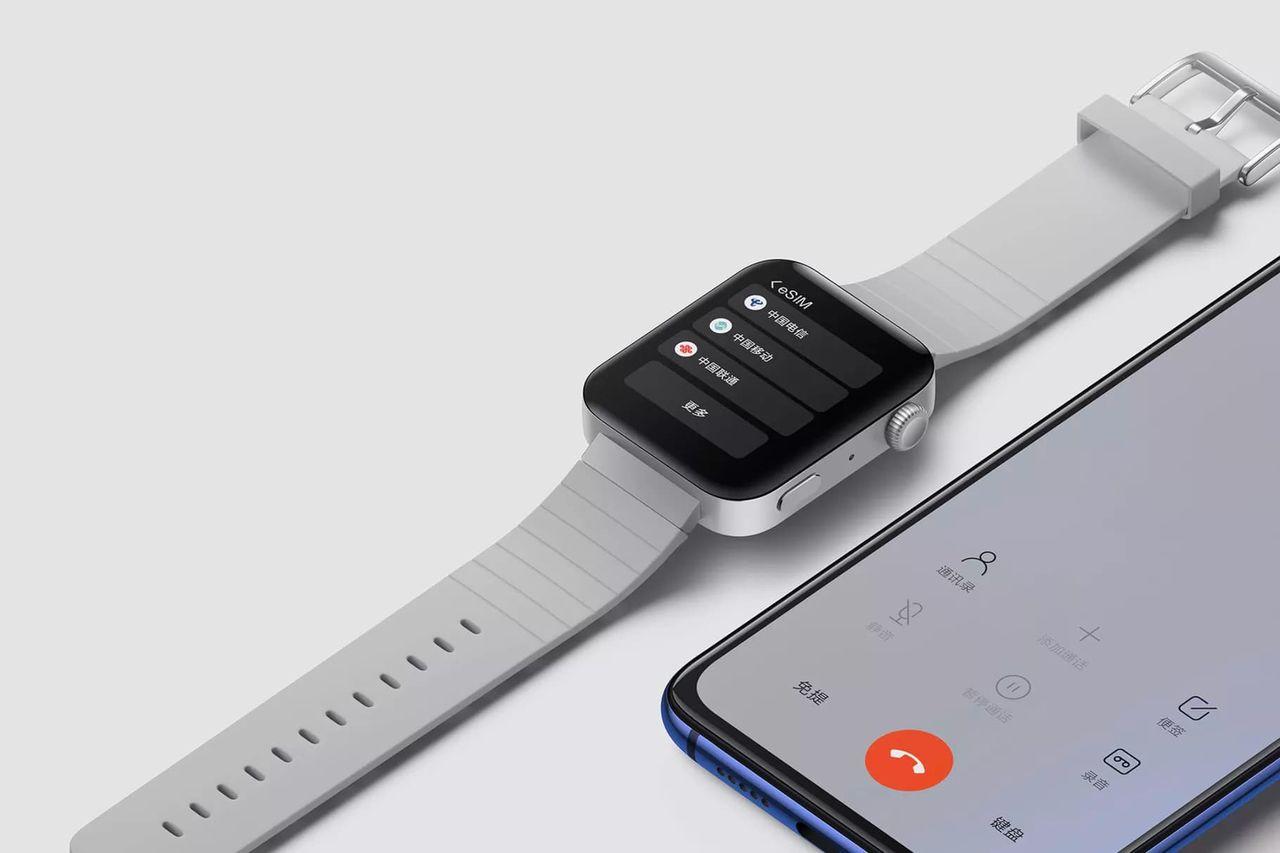 Xiaomi lanserar Mi Watch