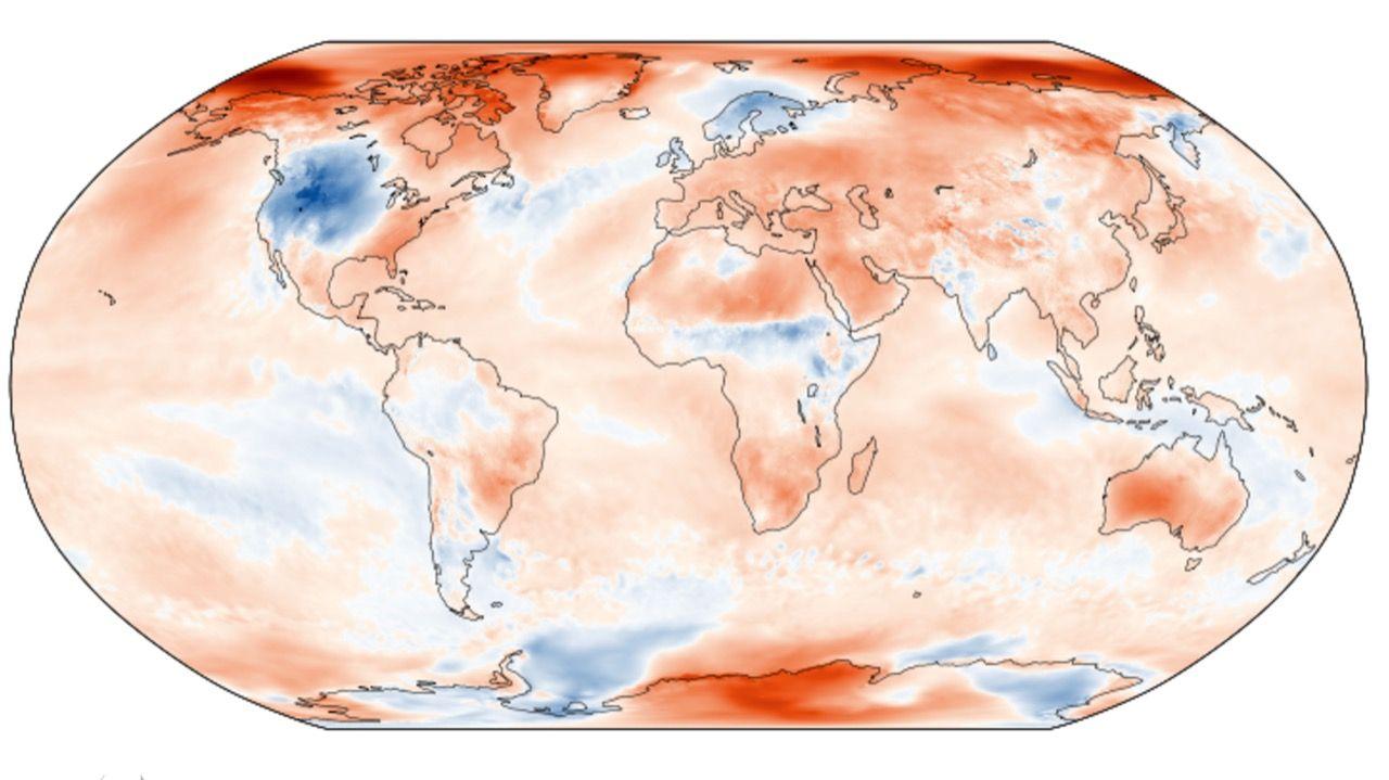 Över 11.000 forskare varnar för akut klimatkris på jorden