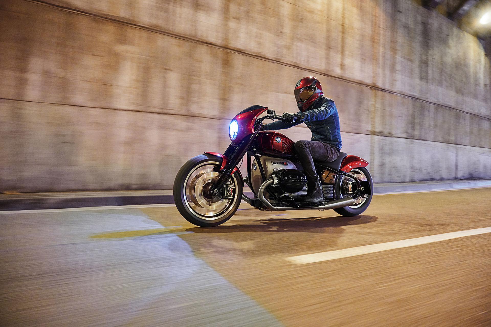 BMW Motorrad presenterar ännu ett koncept