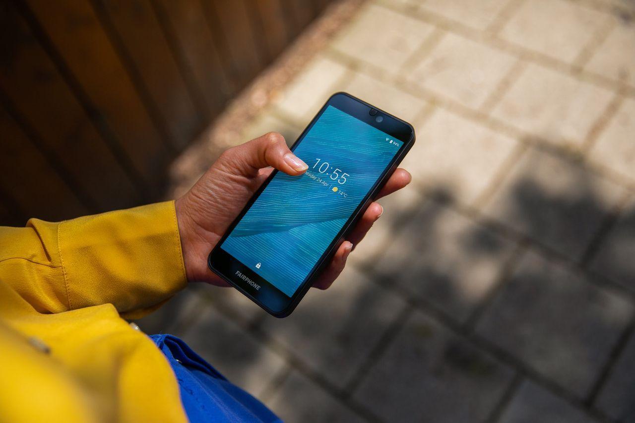 Fairphone 3 nu tillgänglig via Tele2