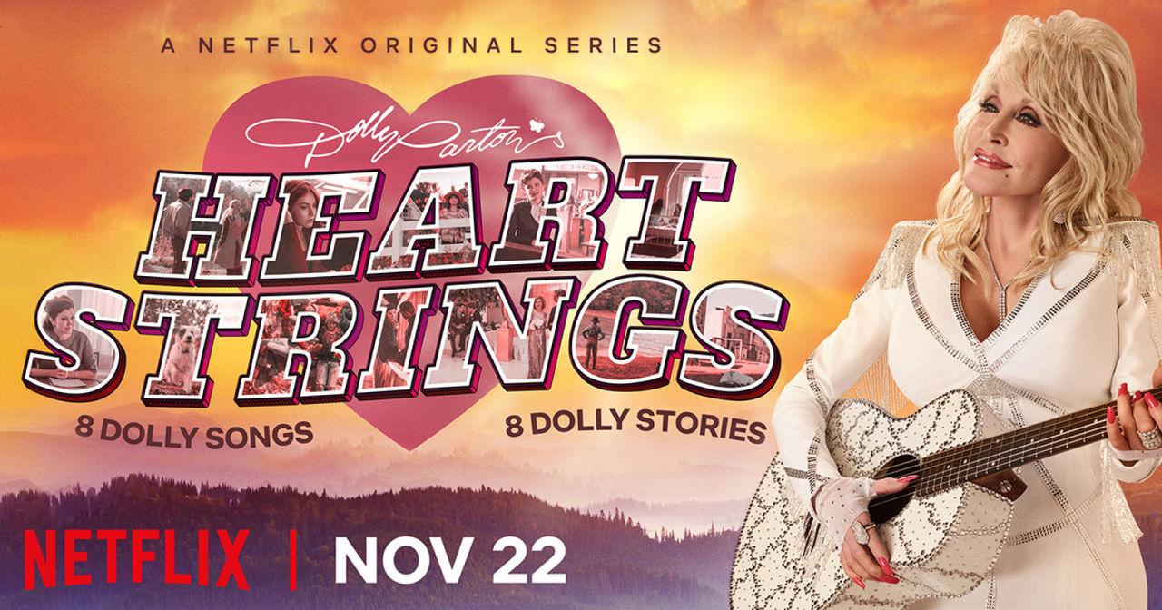 Trailer till Dolly Parton's Heartstrings