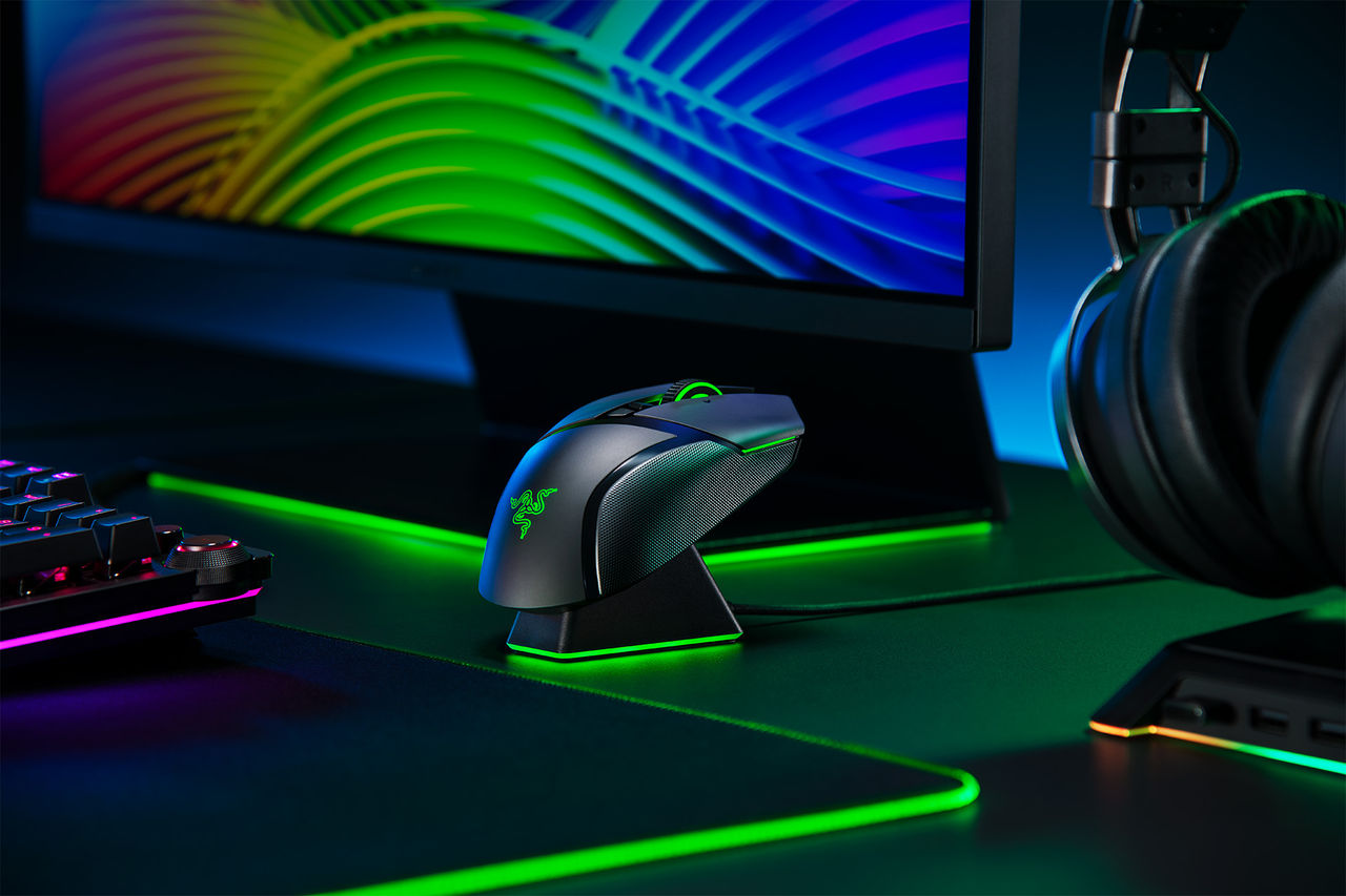 Razer presenterar Basilisk Ultimate och Basilisk X Hyperspeed