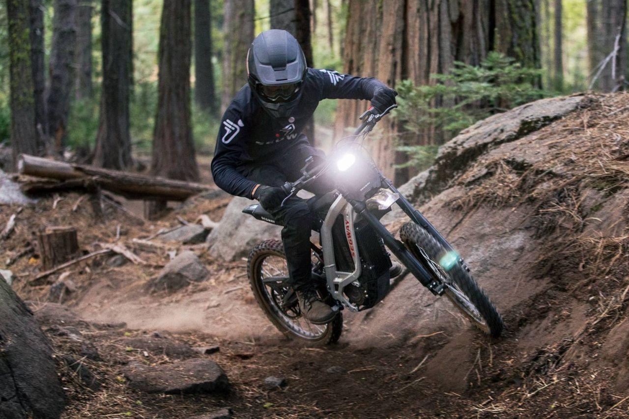 Segway Ninebot släpper eldrivna mountainbikes