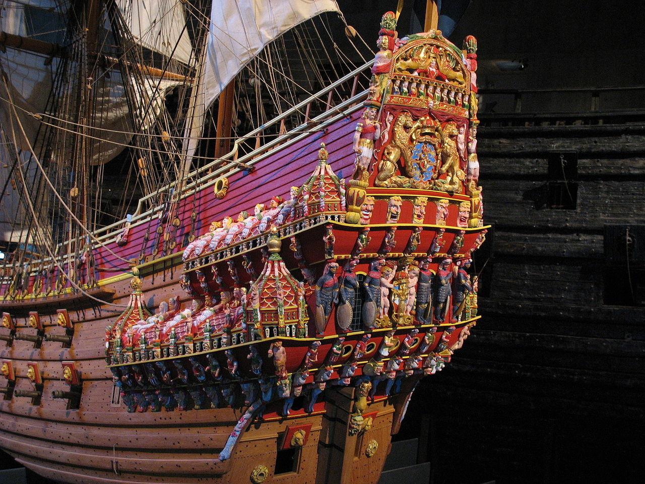 Regalskeppet Vasas systerskepp Äpplet kan vara hittat