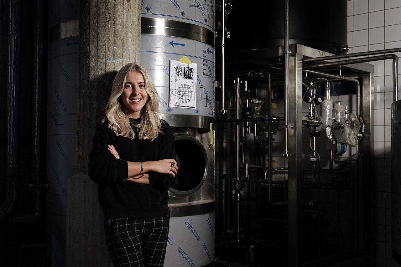 Hedda Spendrup öppnar eget bryggeri