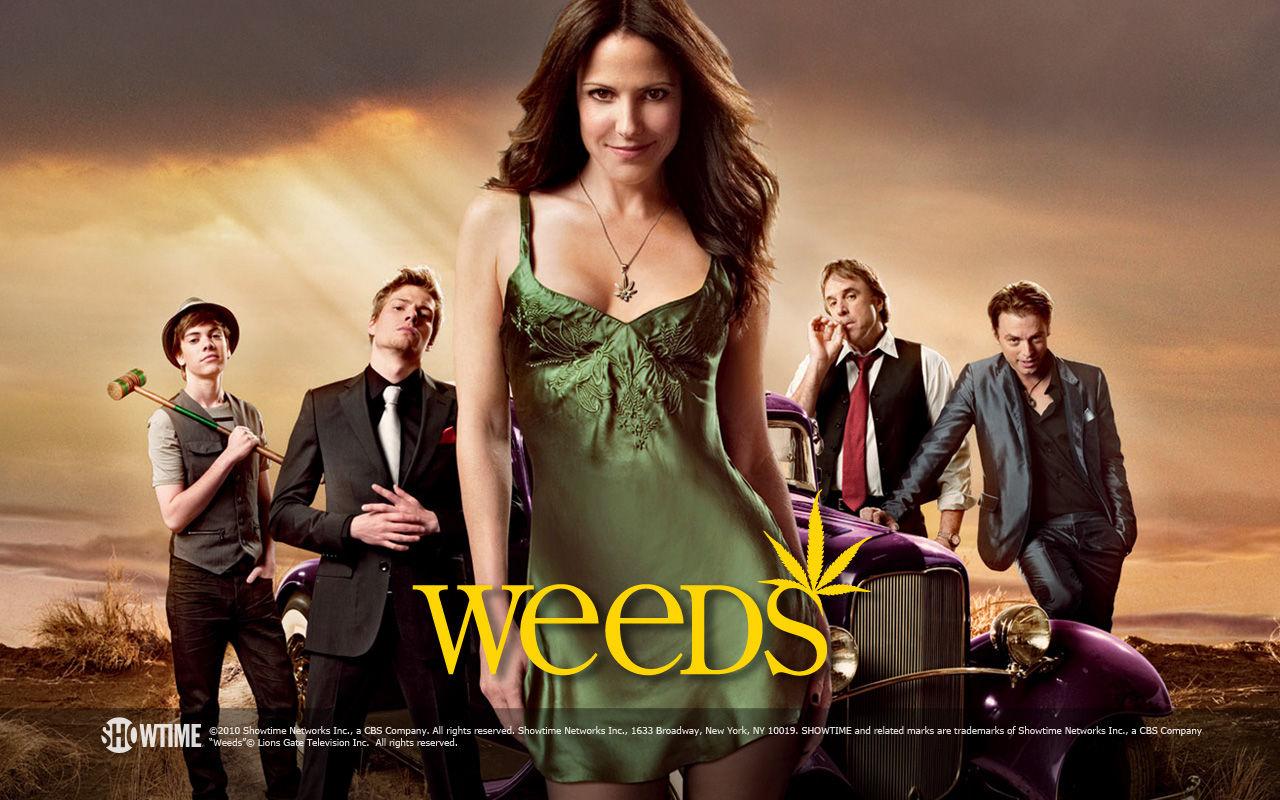 Starz jobbar på uppföljare till Weeds