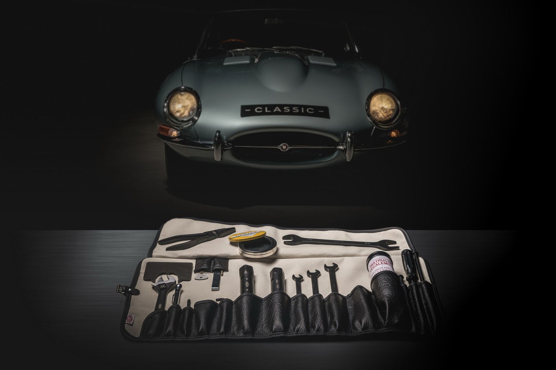 Jaguar släpper nya verktyg till E-Type