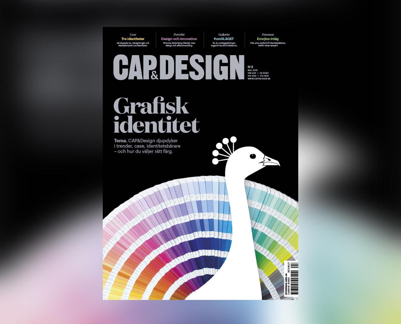 Cap & Design lägger ner pappersversionen