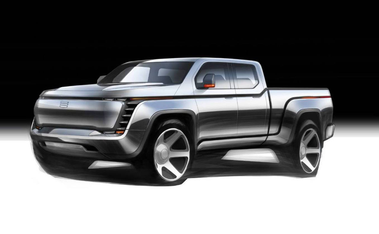 Lordstown Motors köper GM:s fabrik i Ohio