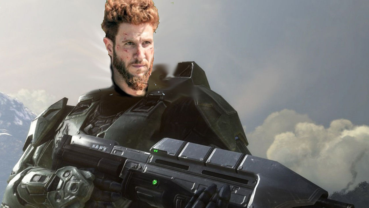 Nu börjar tv-serien Halo filmas