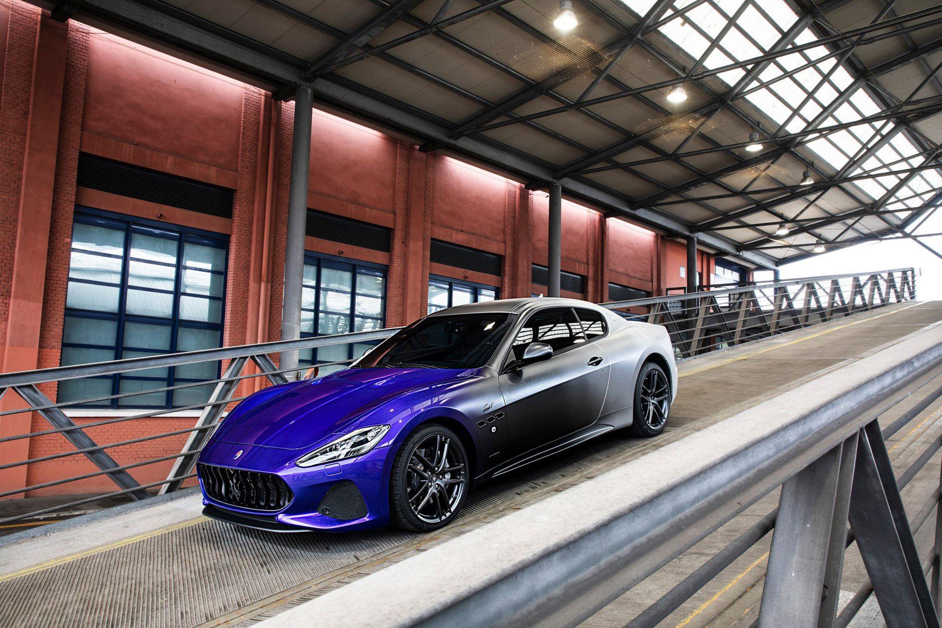 Maserati säger farväl till GranTurismo med Zeda